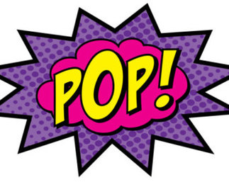 Pow Signs Clipart - Free to use Clip Art Resource