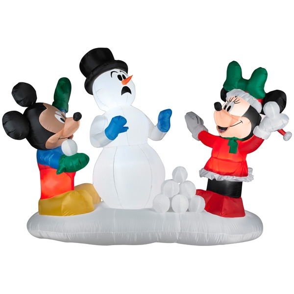 Disney Christmas Decorations Ay