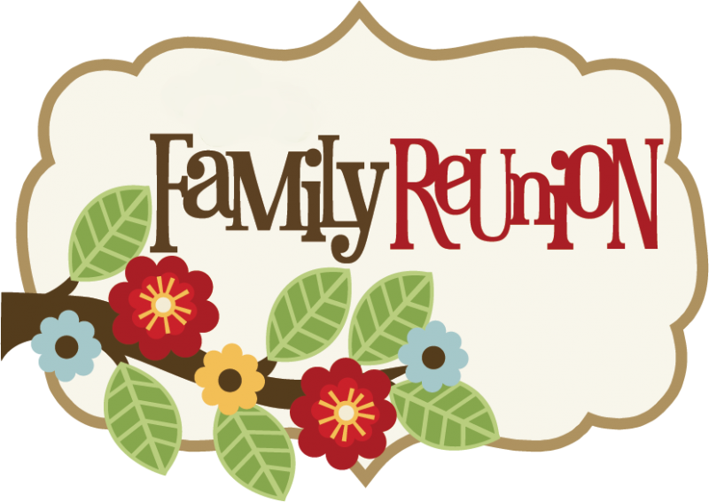 logo for family reunion clipart best