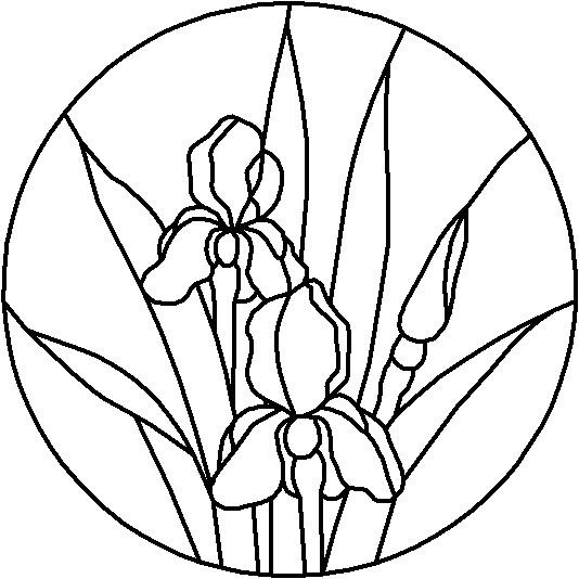 Traceable Flower Patterns - ClipArt Best
