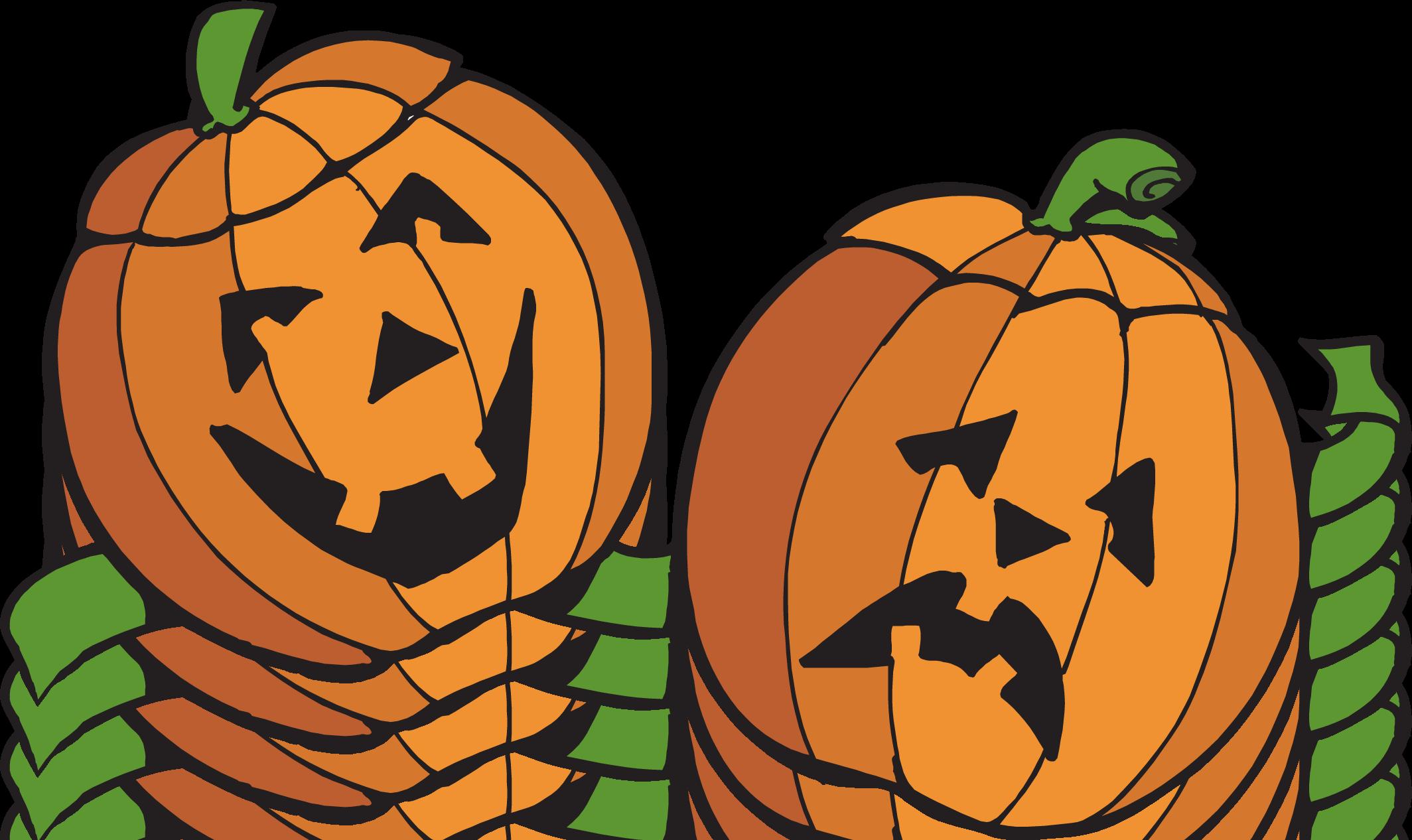 Happy And Sad Pumpkins - ClipArt Best - ClipArt Best