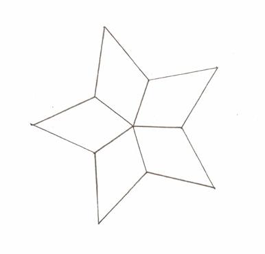 Blank Star Template Clipart Best
