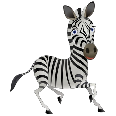 Zebra Cartoon Image - ClipArt Best