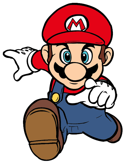 Super 4 Cartoon Characters : Super mario bros clip art clipart best