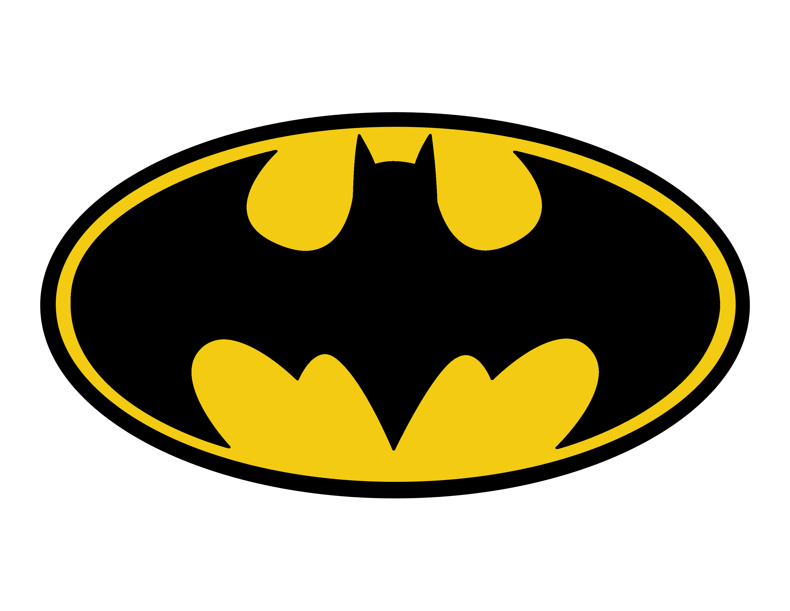 Logo de batman png clipart best Batman symbol
