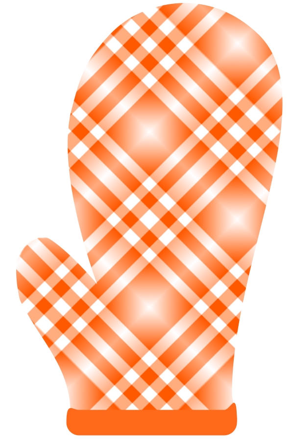 Oven Mitts Clipart Best