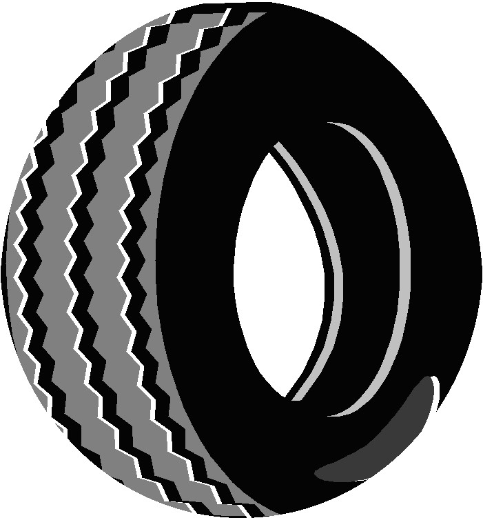 Pictures Of Car Tires - ClipArt Best