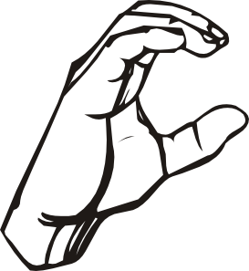 Clip Art Sign Language Clip Art sign language clip art clipart best c vector online royalty free