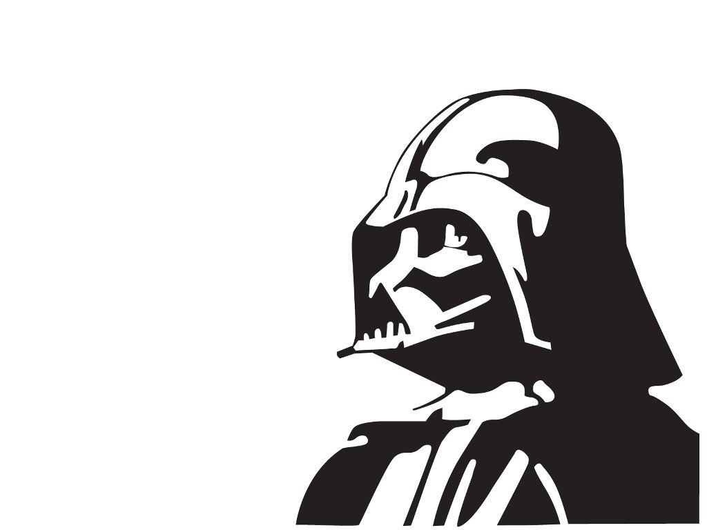 Darth vader clip artDarth Vader Face Vector
