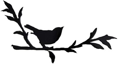 Epic image in bird silhouette printable