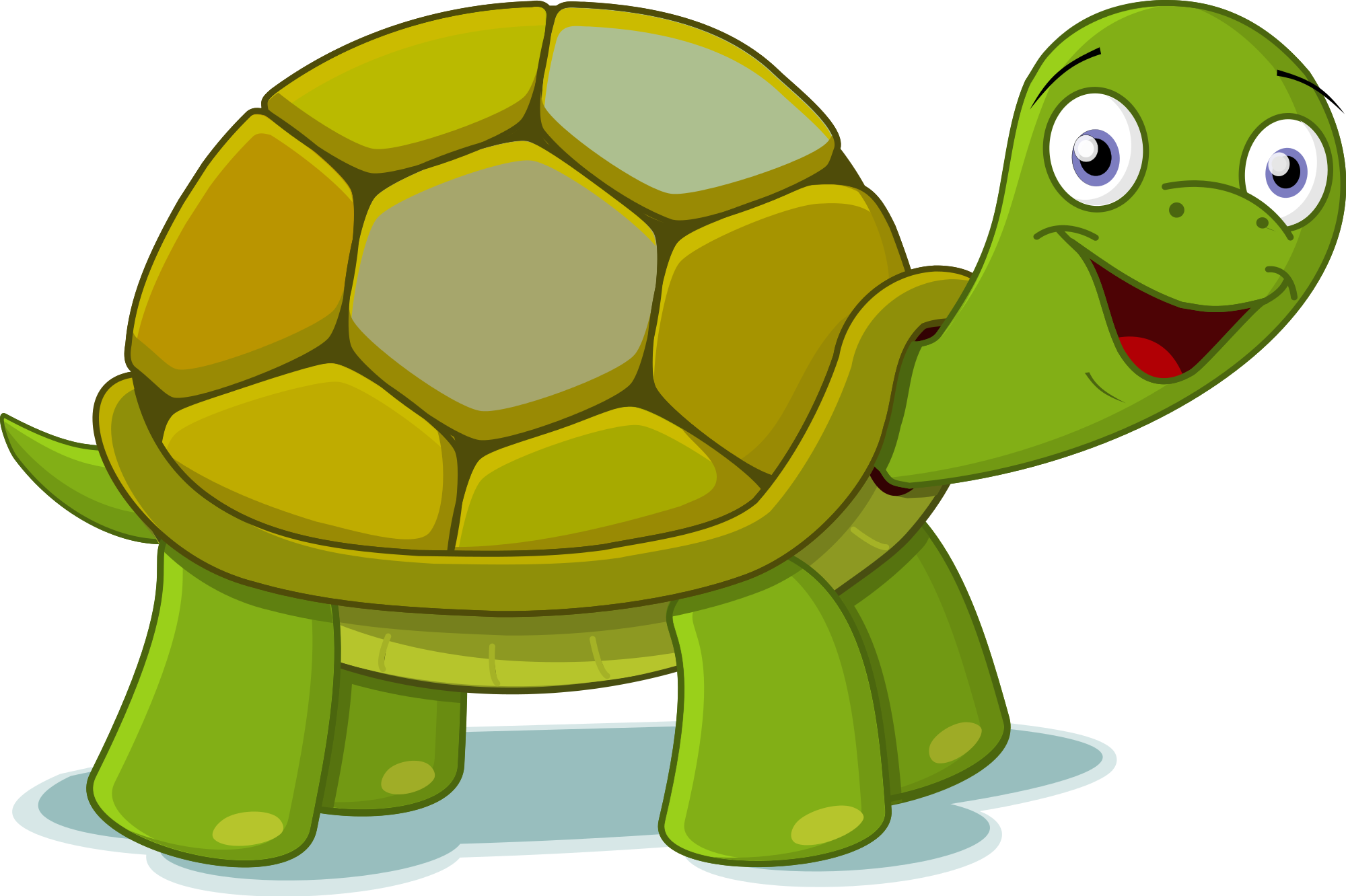 Clipart of turtle