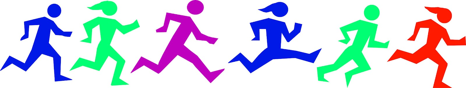 Running People Clipart - ClipArt Best