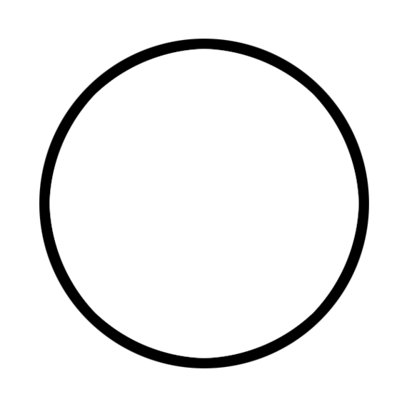 Template Circle on Circle Graph Worksheets
