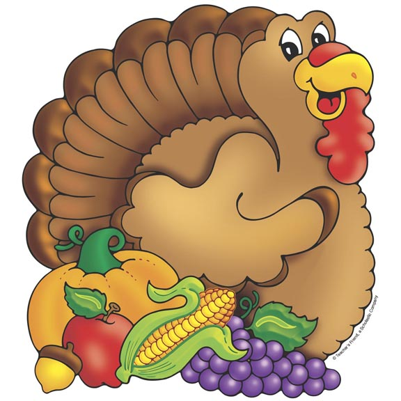 Thanksgiving Clipart For Kids