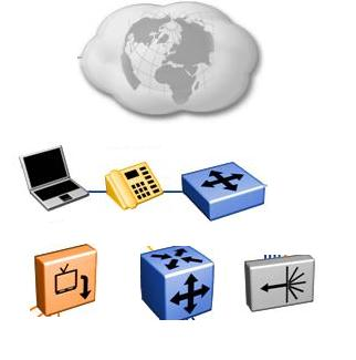 Mpls Visio Stencil - ClipArt Best