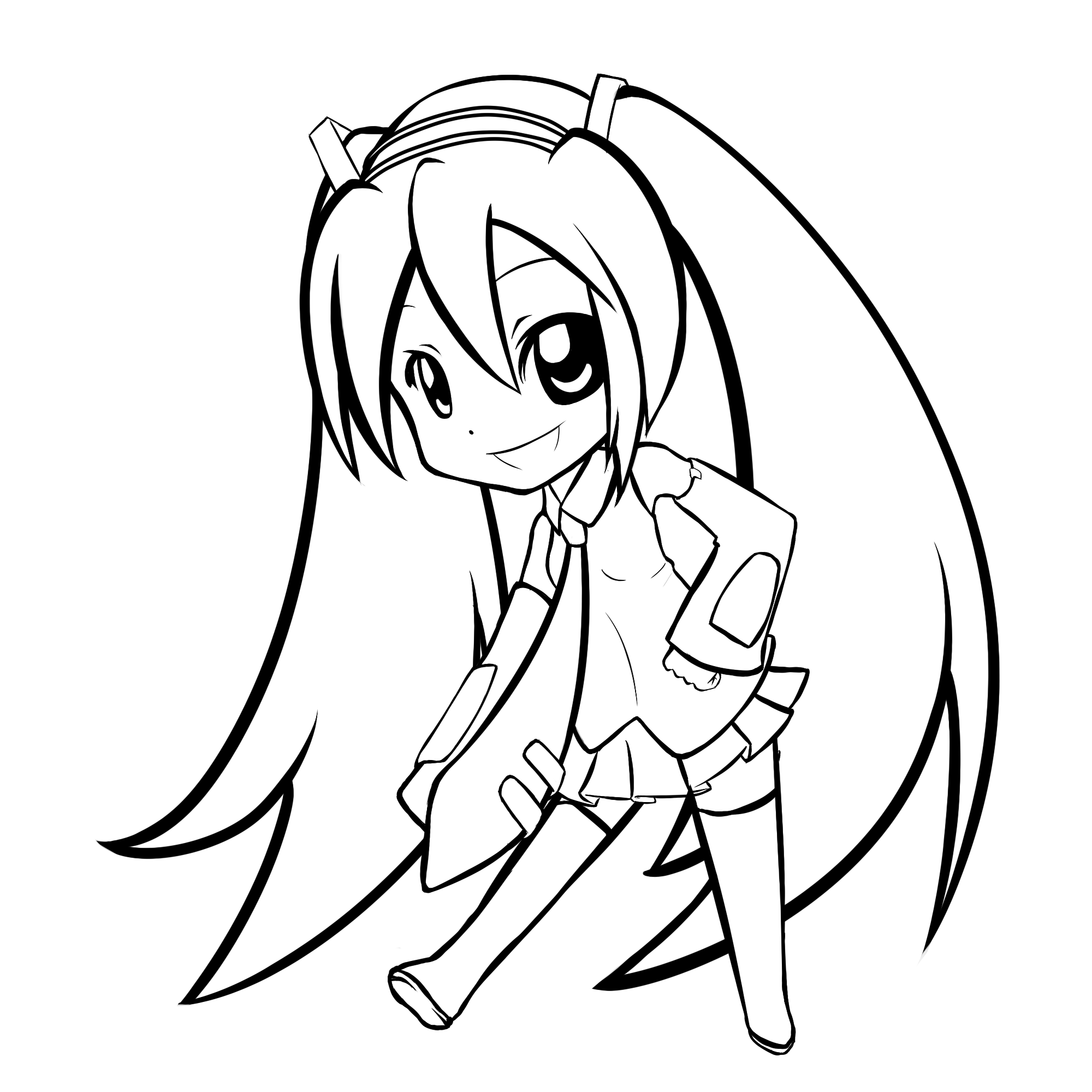 chibimaru coloring pages - photo#37