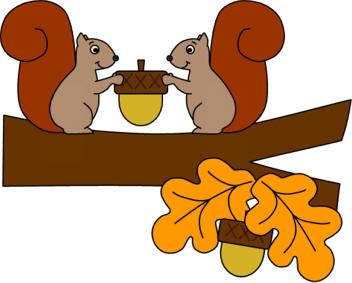 Squirrel Templates Clipart Best