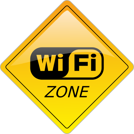 wifi zone logo clipart best