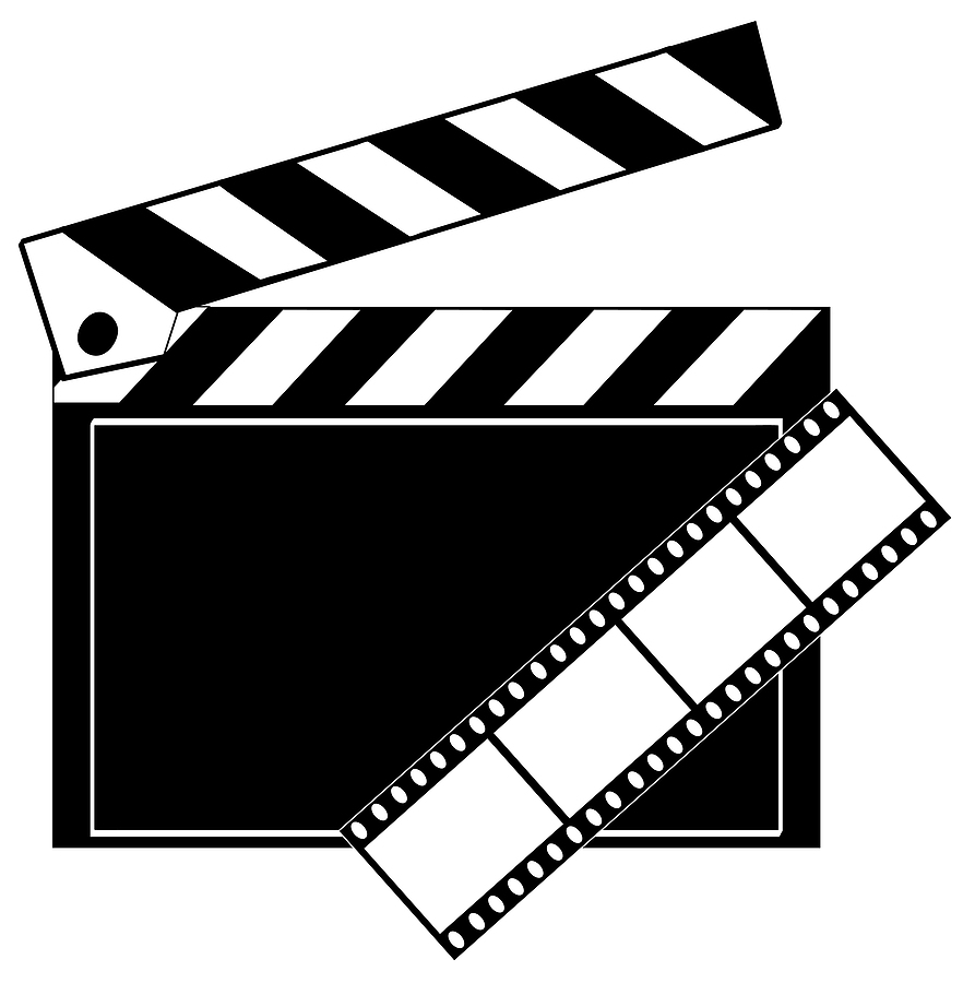 Can t find the perfect clip-art Film Clipart