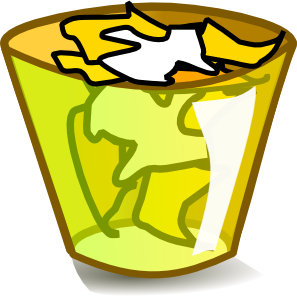 Animated Trash Can Clipart Best