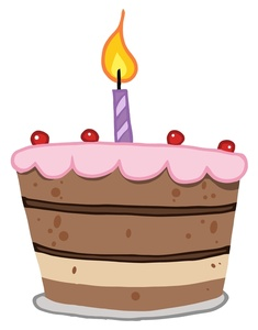 Clipart Birthday Dancing Cake : 1st Birthday Cake Clip Art - ClipArt Best