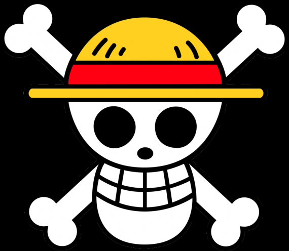 One Piece Flag - ClipArt Best