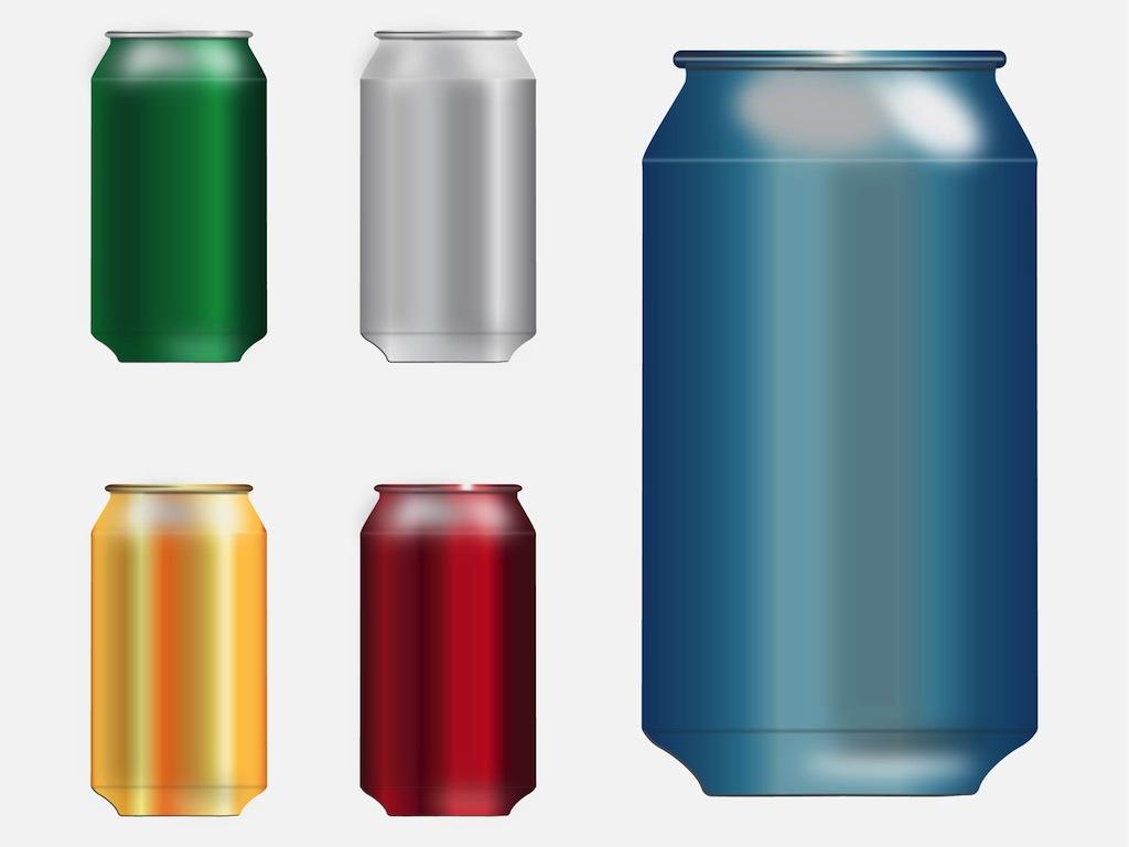 blank blue soda can - photo #18