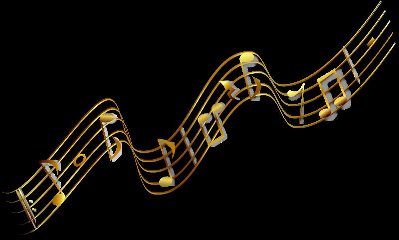 Resultado de imagen de notas musicales color verde