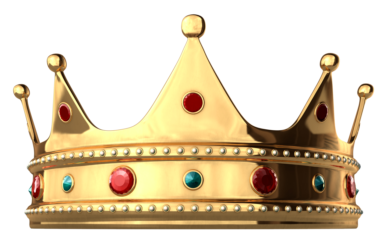 Transparent Crown Png Crown With Diamonds Png
