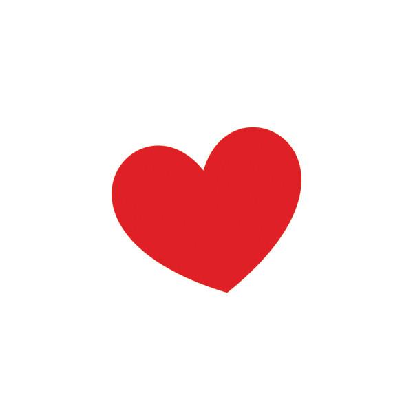 Little Red Heart - ClipArt Best