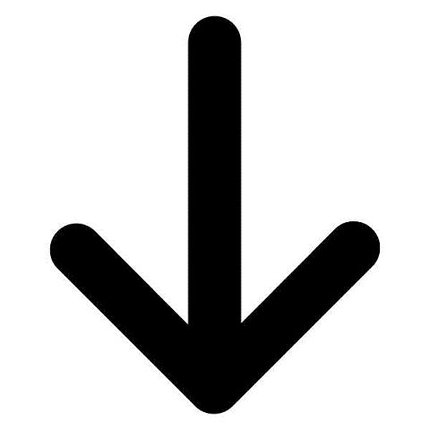 Picture Of Arrow Pointing Down - ClipArt Best