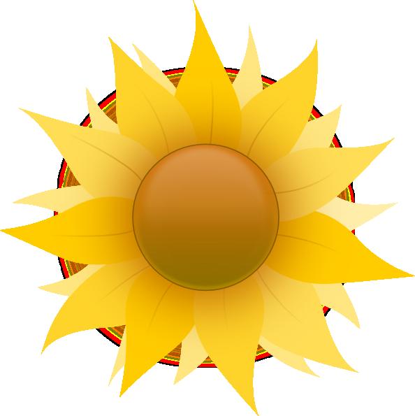Sunflower clip art Free Vector - ClipArt Best - ClipArt Best