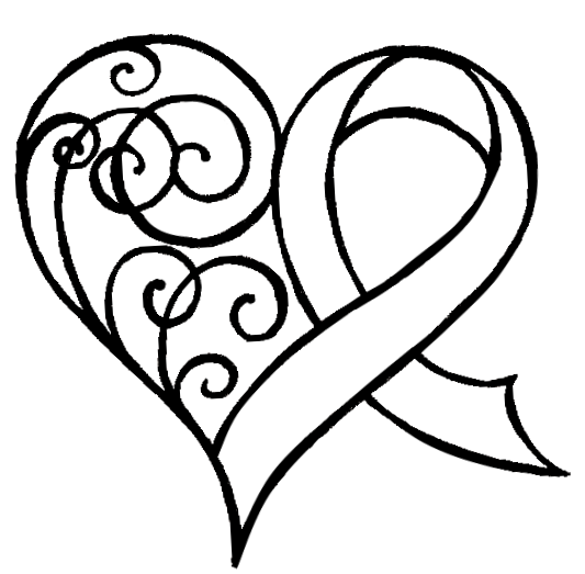 Ribbons Drawings