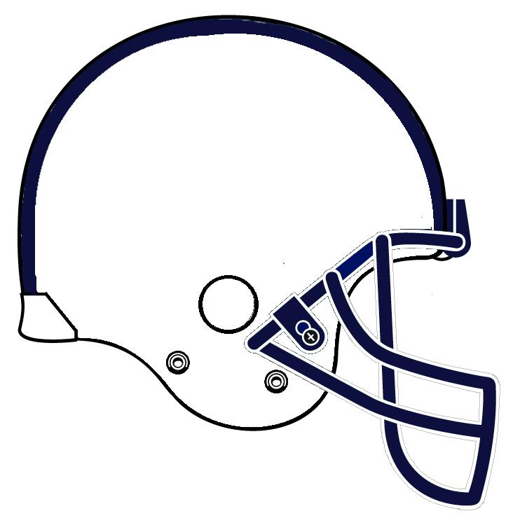 football helmet clipart