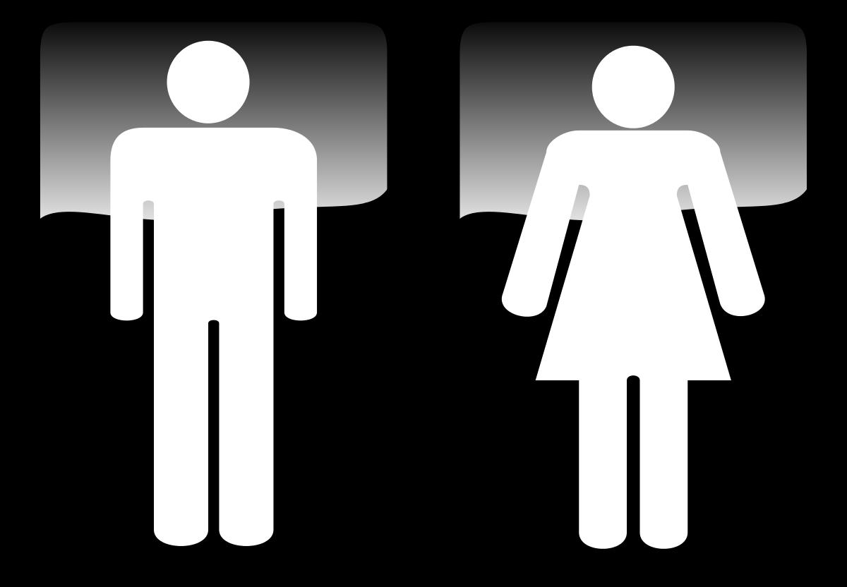 clipart ladies toilet - photo #49