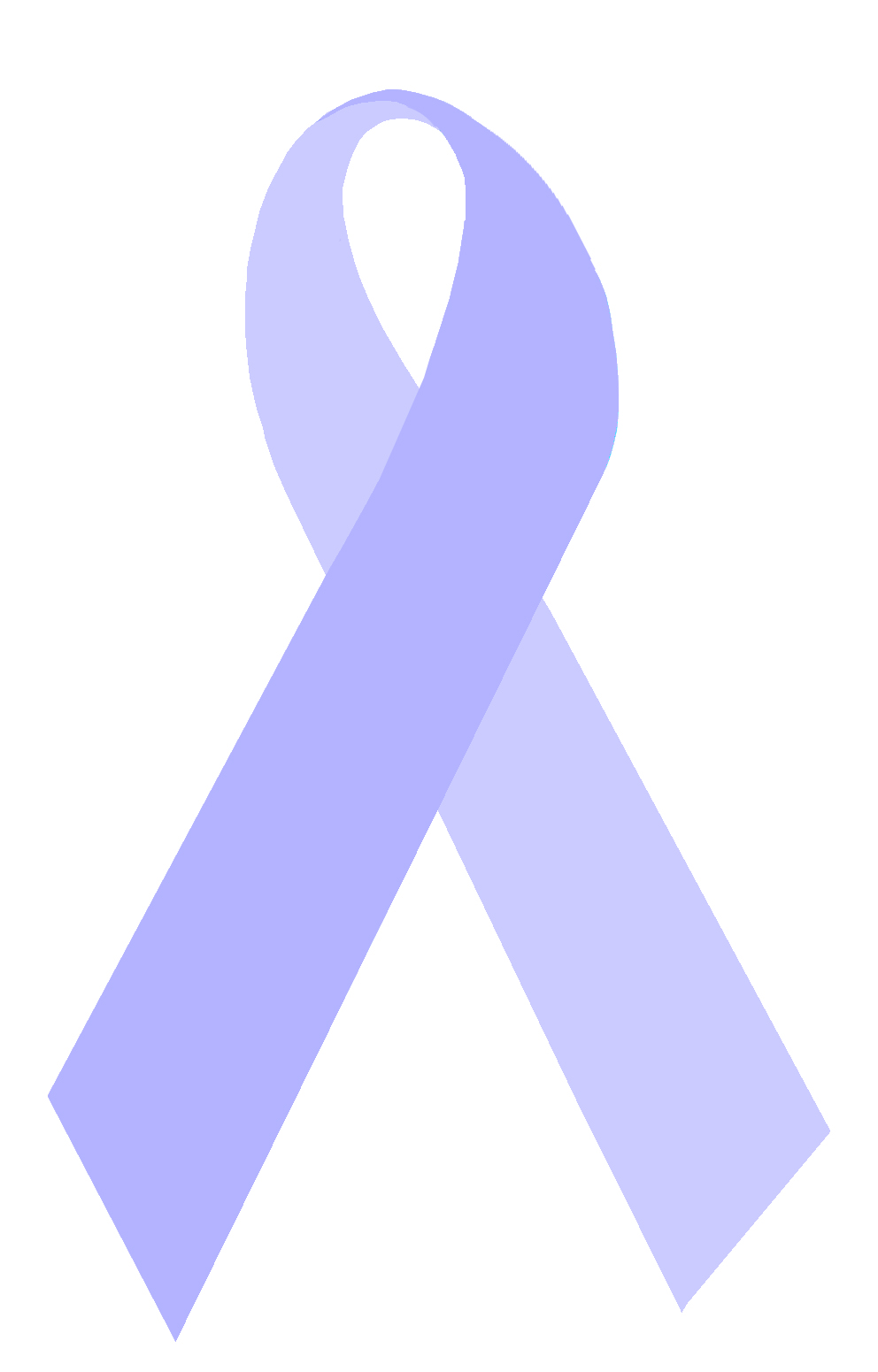 Periwinkle Awareness Ribbon - ClipArt Best