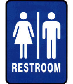 Bathroom Signs Printable ClipArt Best