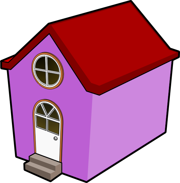 House Cartoon.png - ClipArt Best
