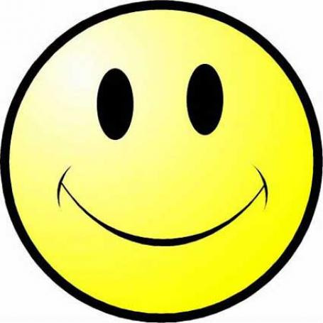 Influential image intended for happy face printable
