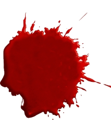 Pictures Of Blood Splatter - ClipArt Best