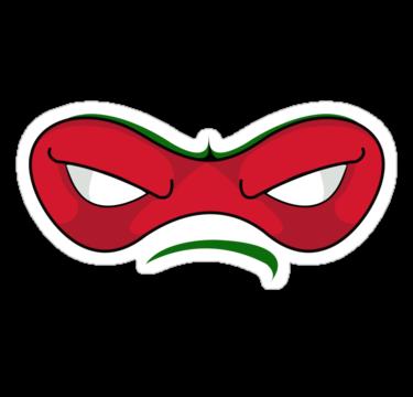 Как сделать черепашку ниндзя на нос - Ubolussur.ru