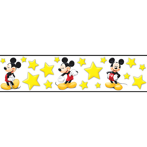 mickey mouse border clip art - photo #1