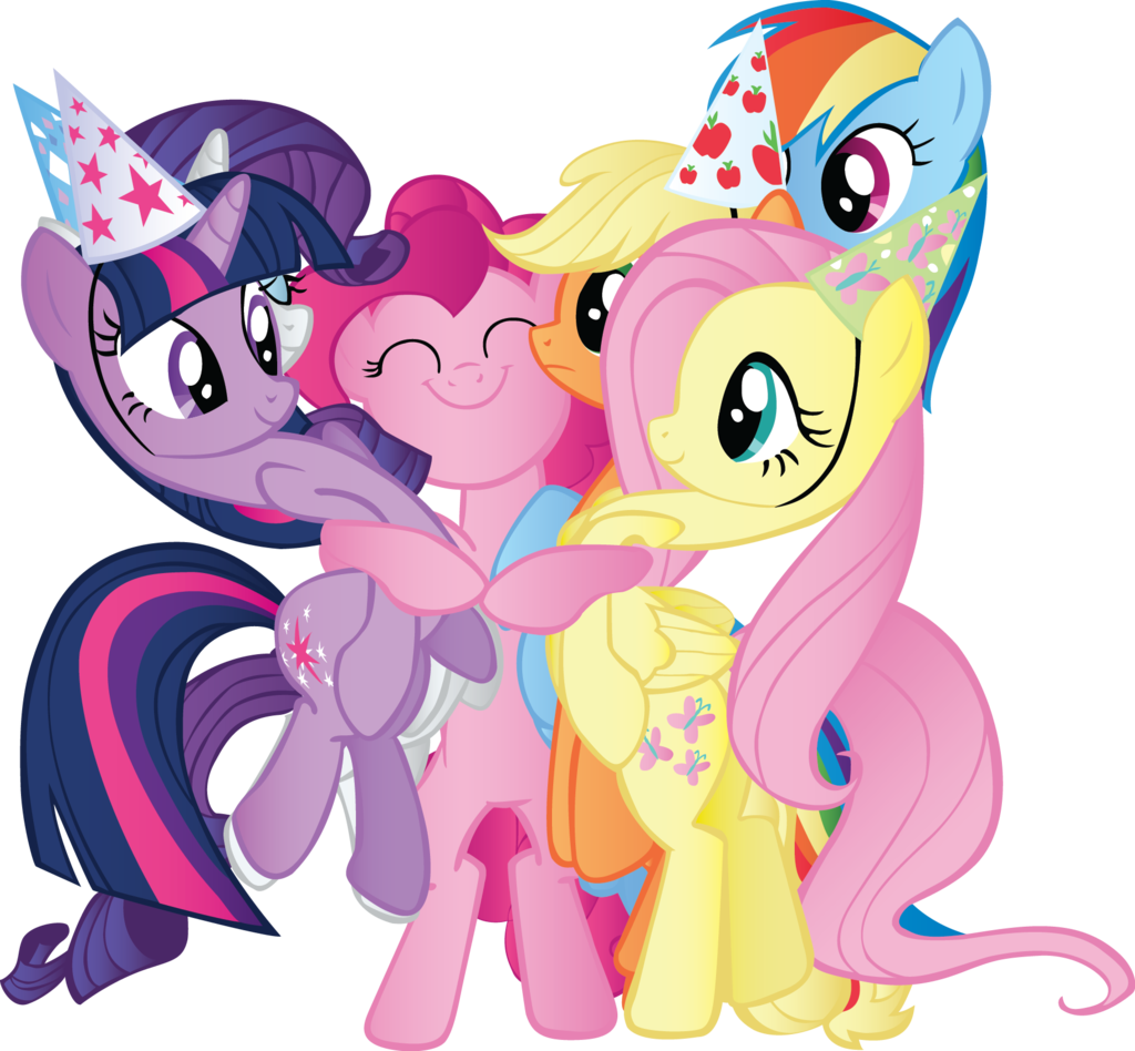 Pinkie Pie Birthday Pic