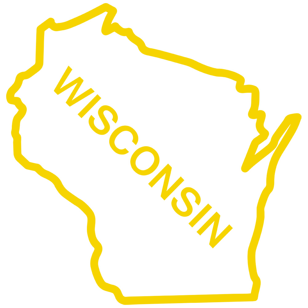 Outline Of Wisconsin State