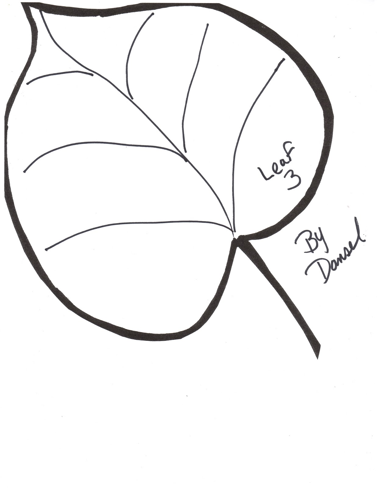 22 leaf drawing... Pumpkin Leaves Clipart