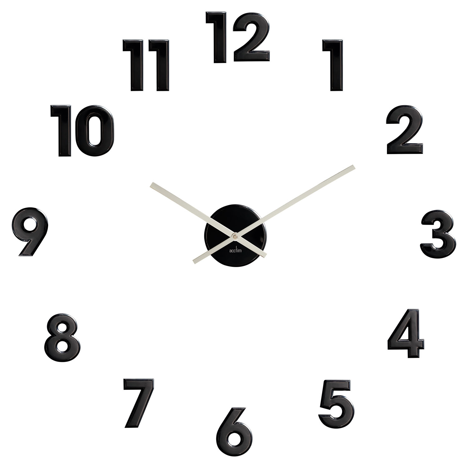 Wall Clock Design Template : Clock numbers template clipart best