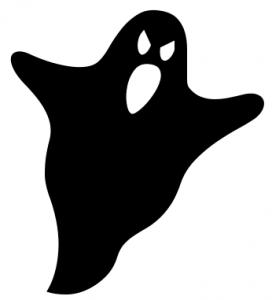 Clip Art Ghost
