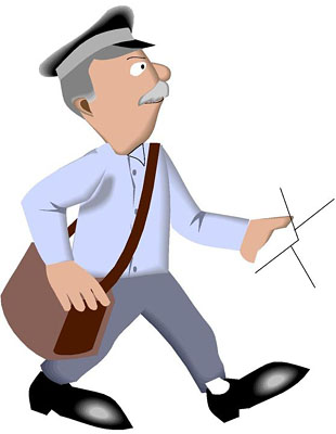 Clip Art Mailman Clipart mailman clip art clipart best mail carrier us clipart