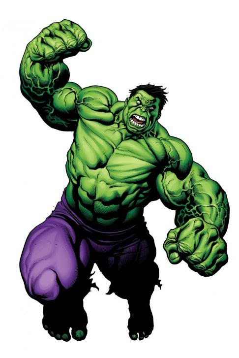 From the Avengers Incredible Hulk Clip Art