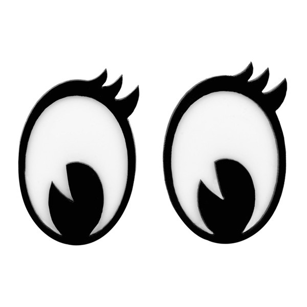 Eye clipart cartoon